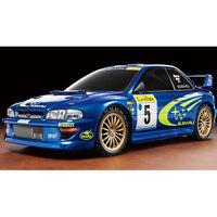 TAMIYA RC 58631 Subaru Impreza Monte Carlo 99 TT-02 1:10 Car Assembly Kit