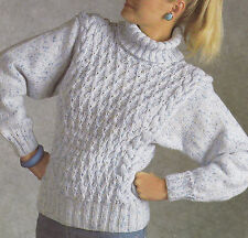 Sweaters/ Clothes Women Crocheting & Knitting Patterns