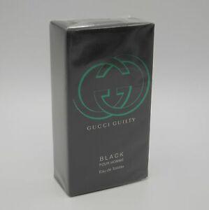 Gucci Guilty Black pour Homme - Eau de Toilette Spray 50 ml