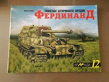 ARMADA RUSSIAN MODEL MAGAZINE n°12 - HEAVY ASSAULT TANK