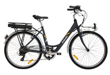 Nuvola Lite 26 tyre E-Bike Electric bicycles  Made in Italy  Hybrid bicycles 36v