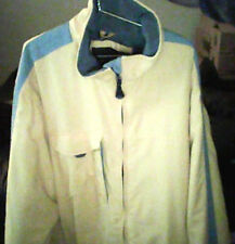 Gently-worn Abercrombie and Fitch Men's Large Gold Jacket