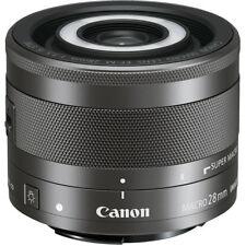 Canon EF-M 28mm f/3.5 Macro IS STM Lens 1362C002