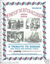 """A TRIBUTE TO SIMANI, JUST RELEASED. """"THE MUMMERS SONG*  JIGS & REELS, PLAY BY #S"""