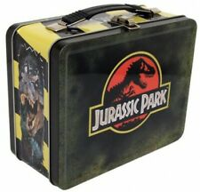 Jurassic Park Metal Lunch Box Official New
