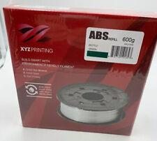 XYZprinting 1.75mm ABS Refill Filament 600g Green