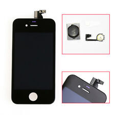 Home Button Flex Cable LCD Display Touch Screen Digitizer ConnectorFor IPhone 4S
