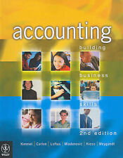 Accounting: Building Business Skills by Paul Kimmel (Paperback, 2006)