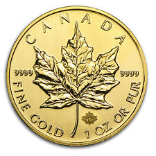 2014 Canada 1 oz Gold Maple Leaf BU - SKU #79032