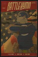 Battle Hymn US Image Comic vol.1 # 1/'05