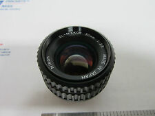 LENS NIKON EL-NIKKOR 50 mm 1:28 OPTICS MAD EIN JAPAN