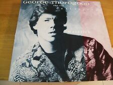 GEORGE THOROGOOD AND THEDESTROYERS  MAVERICK  LP MINT---