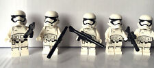 LEGO ® Star Wars™ 5x First Order Stormtrooper mit Long Blaster NEUWARE S54