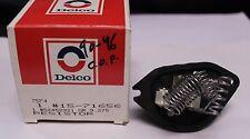 New OEM Delco Resistor Blower Motor Module 52452921 1990 1996 Olds Chevy  (400)
