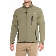 $175 Sage Fly Fishing Quest Soft Shell Casual Jacket, Small, Canopy Color