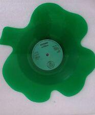 HORSLIPS GREEN VINYL NOVELTY SHAMROCK SHAPE RECORD 45 SINGLE HOMESICK LONELINESS