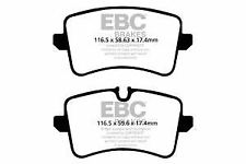 DPX2082 EBC Ultimax Rear Brake Pads for AUDI A6