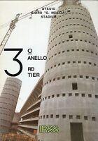 Stadio San Siro (Meazza) di Milano - Costruzione del 3° anello