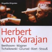"HERBERT VON KARAJAN ""KULTURSPIEGEL EDITION"" 2 CD NEW+"
