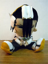 Bleach Anime Manga Collectible Plush Byakuya Kuchiki Banpresto Japanese Japan