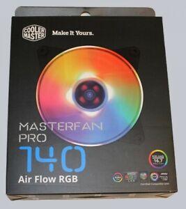 Cooler Master MasterFan Pro Air Flow 140mm Air Flow RGB Fan MFY-F4DN-08NPC-R1