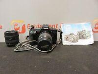 Cannon EOS 650 SLR Camera Film 35-70 Zoom Lens Bag