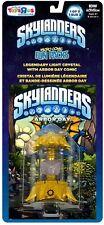 Skylanders Imaginators Legendary Fanged Light Creation Crystal w Arbor Day Comic