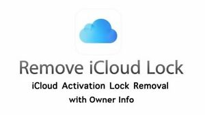 iCloud ID Remove Service - Lost mode with Owner Info