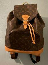 LOUIS VUITTON Montsouri Backpack Bag #36541