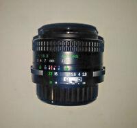 Vivitar 28mm/f2.8 Interchangeable Macro 1.5x Lens for Nikon (BRAND NEW!)