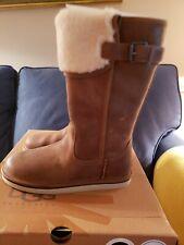 UGG Australia Willow, Chestnut Boots, Size 9