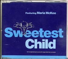 SWEETEST CHILD featuring MARIA McKEE  4 trk MAXI CD 1992