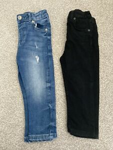 Boys River Island Jeans Age 18-24 Months
