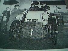 ephemera picture 1953 london brighton rally barker smith 1899 daimler
