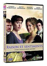 """DVD """"Raison et sentiments""""  Jane Austen     NEUF SOUS BLISTER"""