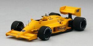 Lotus 99t #11 S. Nakajima Gp San Marino 1987 1:43 Modelo True Scale Miniatures