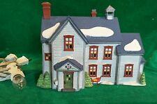 "Heritage Village Coll. New England Village Series ""Pennsylvania Dutch Farmhouse"""
