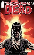 THE WALKING DEAD IMAGE COMICS RUN UNGRADED ISSUES #43-48 6 ISSUES NM/M NOT CGC