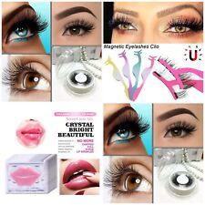 Double Magnetic Eyelashes Eyeliner Lash Applicator False Eyelash Clip Collagen