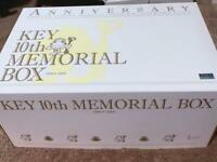 KEY 10th Anniversary Memorial Box PC Clannad Little Busters Air Kanon from Japan