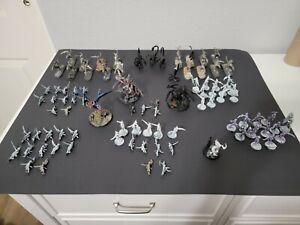 Warhammer 40k Daemonettes of Slaanesh Juan Diaz army Metal OOP