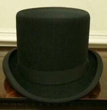 Vintage 'Cambridge' hat - cross between Bowler and Top Hat- Size UK 7 or EU 57cm