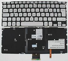DELL STUDIO XPS 14Z L412Z 15Z L512Z UK BACKLIT KEYBOARD 0T8TVR 0WXYWV