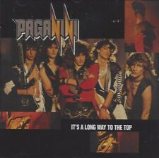 It's a long Way to the Top by PAGANINI (CD-RE-Issue/SEALED - Yesterrock 2009)