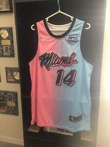 Tyler Herro NBA Miami Heat City Jersey size XL (52) New Never Worn