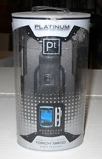 Platinum Black Smartcase & Holster #BTC20SB For Blackberry Torch 9800, NEW