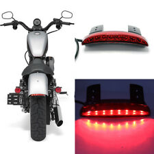 Motorcycle Fender LED Tail Light For Harley Softail Forty Eight Iron 883 2014 US