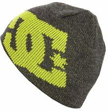DC Shoes Men's Wane Snowboard Ski Beanie - Shadow