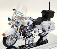 Maisto 1/18 Scale Motorcycle 39701 - Harley Davidson Alabama State Trooper