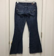 American Eagle Bold Look Blue Jeans Size